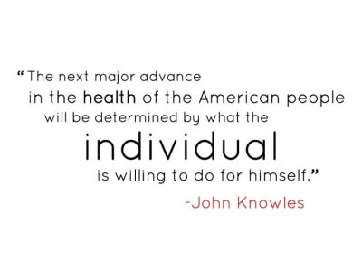 John Knowles quote