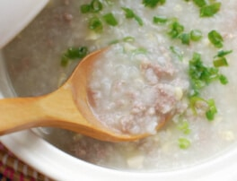healing powers of congee